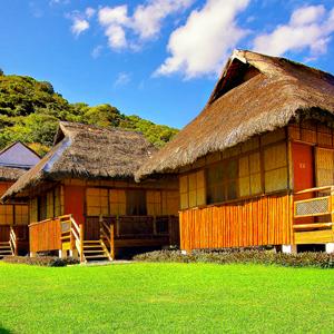 nipa resort huts in anilao batangas