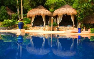vivere azure anilao batangas infinity pool