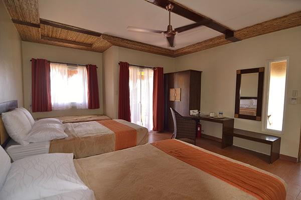 buceo anila beach room
