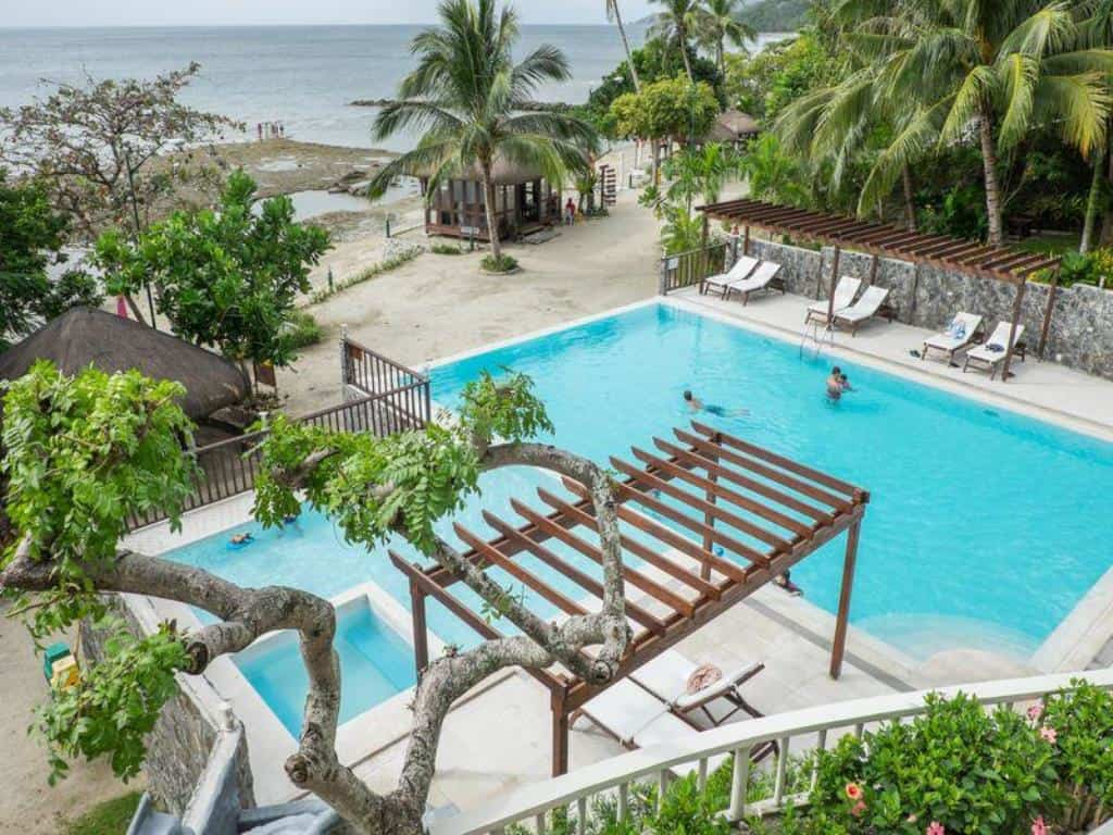Palm beach resort my resorts batangas - Palm beach pool ...